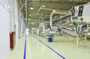 Industrial Cleaning Services Available
