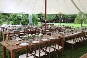 Wedding Table Rentals, Collingwood, ON