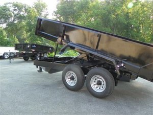 Ease Your Workload and Use Hawke Dump Trailers to Haul Large Cargo Loads