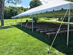 The Best Way to Handle Wedding Tent Rentals