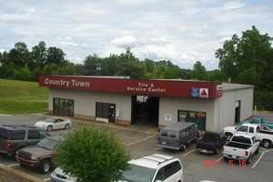 Country Town Tire and Auto Service Center has multiple locations