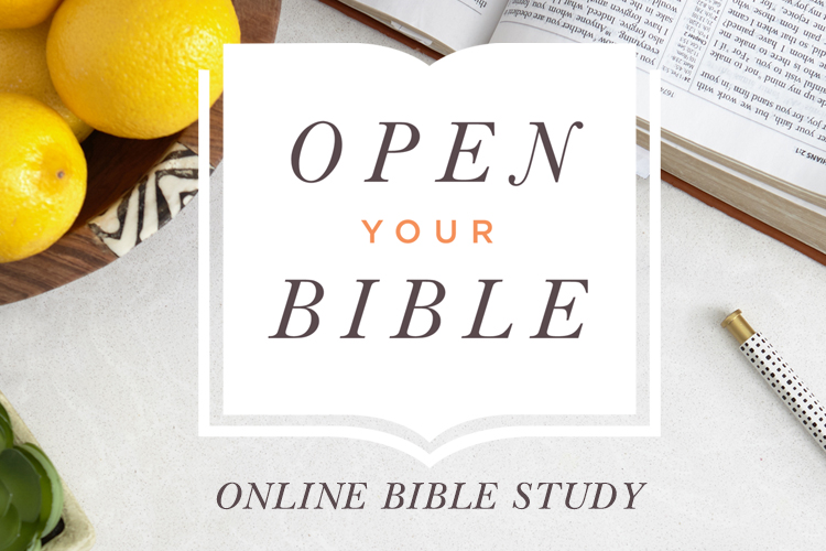 OPEN BIBLE STUDY: GOD'S PLAN OF SALVATION