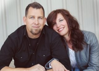 Jen & Brandon Hatmaker