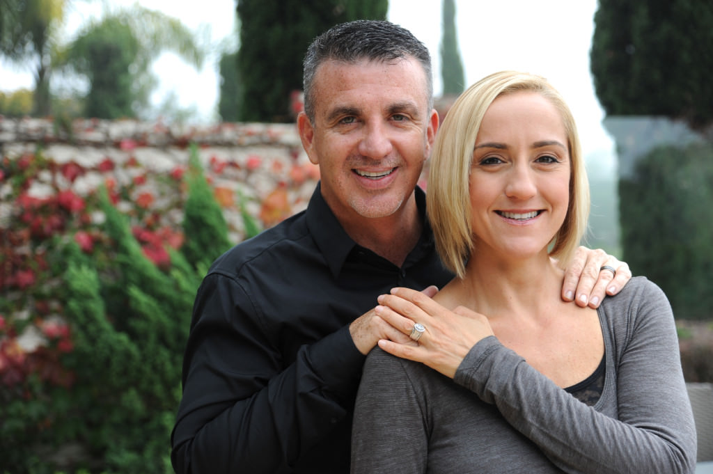 Nick and Christine Caine