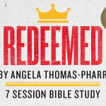 Redeemed by Angela Thomas-Pharr | Giveaway!