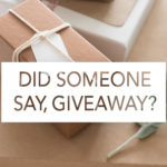 New Testament Study Giveaway