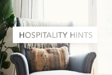 Hospitality Hints | Thanksgiving Traditions