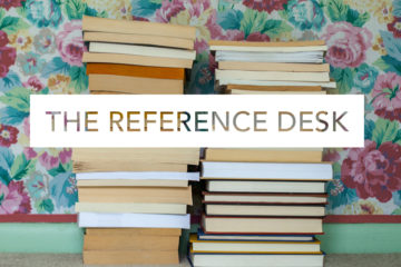 The Reference Desk | Advent