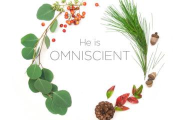 Attributes of God | He is Omniscient