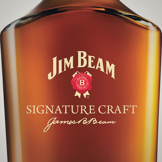 Jimbeam signature craft over