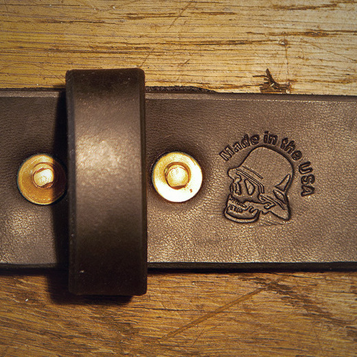 Horween belt leftfield over