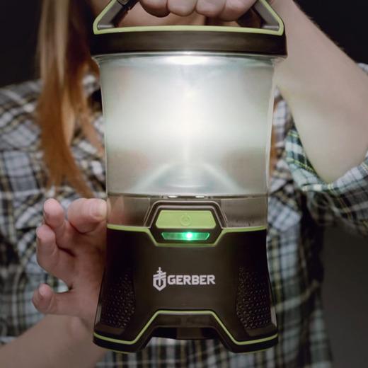 Gerber freescape lantern over