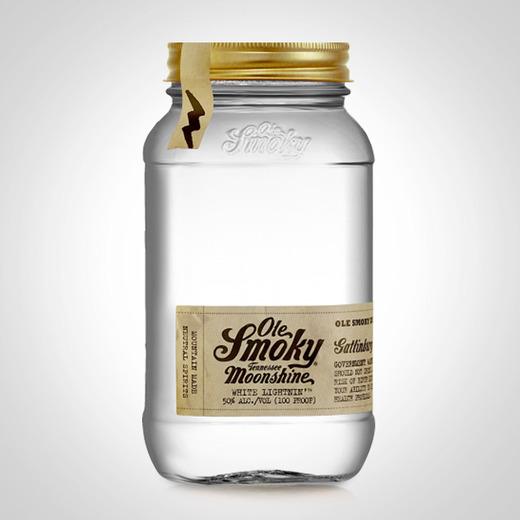 Ole smokey moonshine over