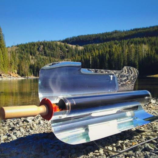 Solar grill2