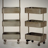 Jayden Metal Shelves