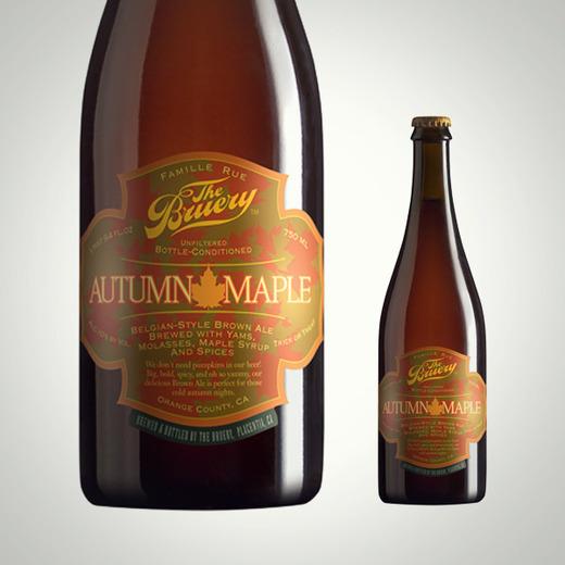 Bruery autumn beer