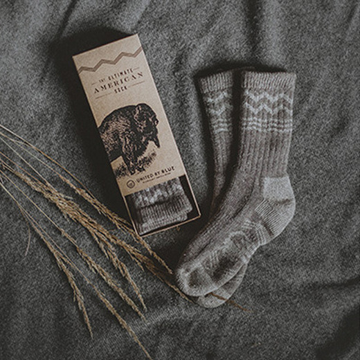 American sock