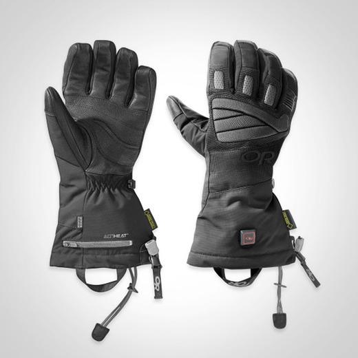 Lucent gloves