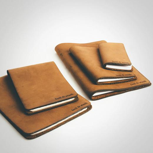Bull stash notebook