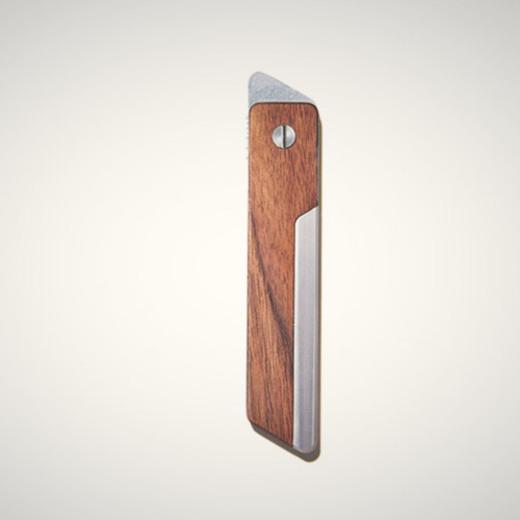 Walnut knife