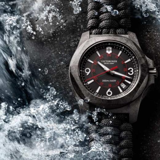 Victorinox inox watch