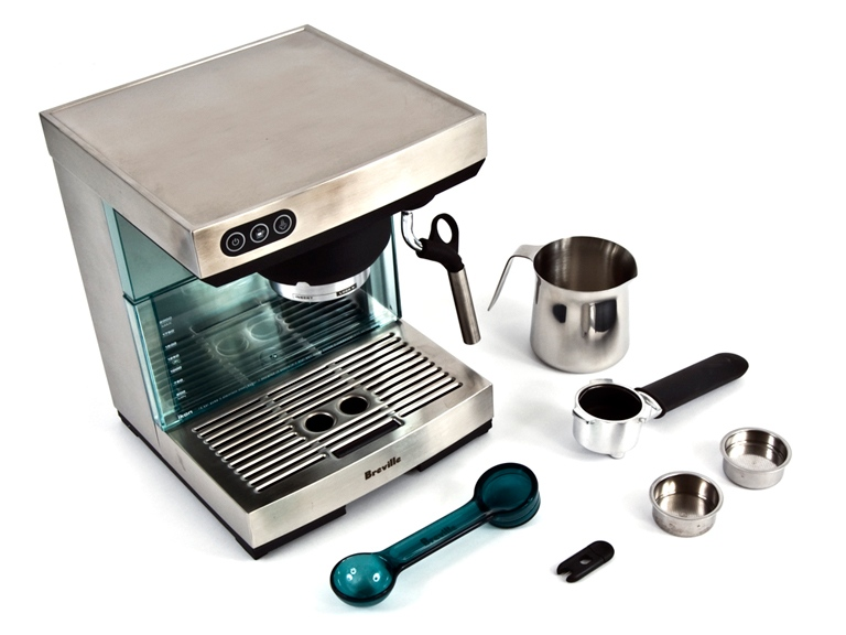 Breville Coffee Maker Water Not Going Out : Breville BES400XL Ikon Espresso Machine - Woot