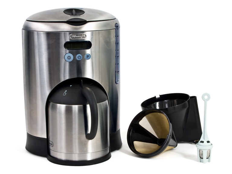 Coffee Maker Usage : DeLonghi 10-Cup Thermal Cafe & Coffee Maker - Woot
