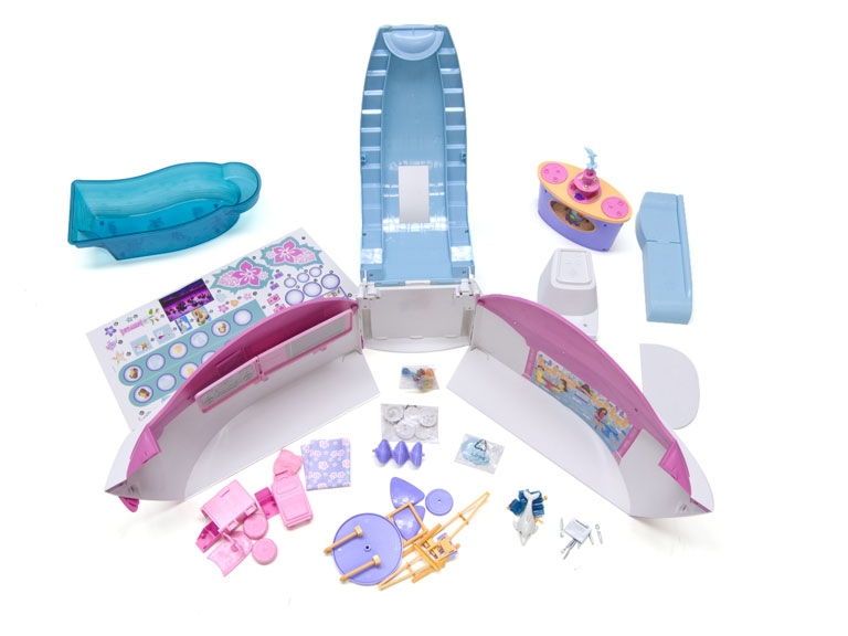 Barbie Party Cruise Ship  KidsWoot  Kids Amp Toys