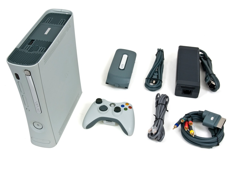 Microsoft Xbox 360 Pro with 20GB Hard Drive and HDMIXbox 360 Pro Hdmi