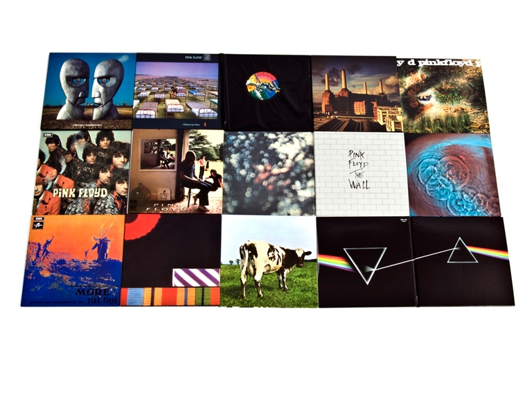 "pink floyd albums in order. Pink Floyd ""Oh By The Way"""