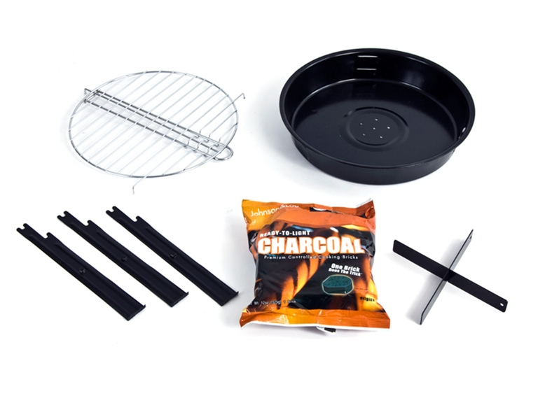 Marvelous Portable Hibachi BBQ Grill   Woot