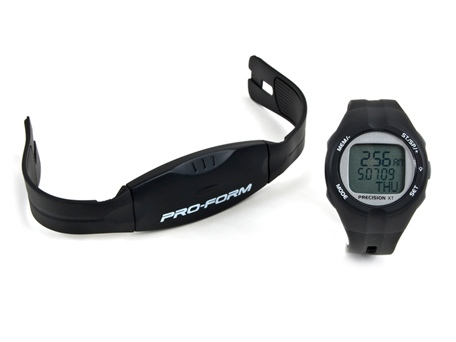 Pro-Form Precision Trainer XT Heart Rate Monitor with Chest Strap