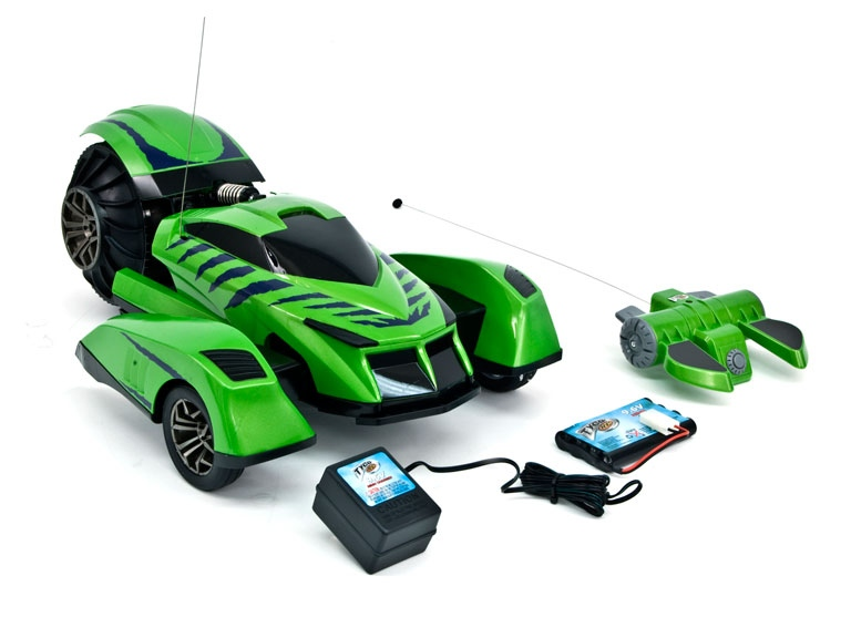 Radio Controlled Cars For Sale Tyco Green Terrainiac RC Vehicle - Woot