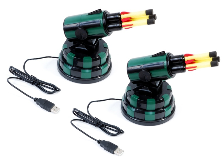 Usb Missile Launcher 2 Pack Woot