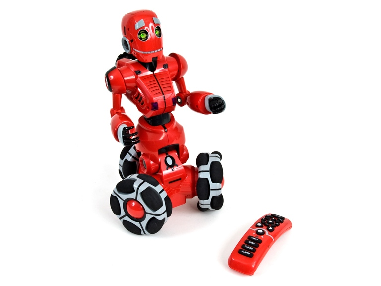 WowWee Tribot - For Sale - EBAY AUCTION - YouTube
