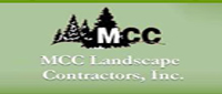 Website for M.C.C. Landscape Contractors, Inc.