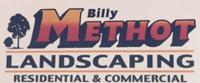 Website for Billy Methot Landscaping, Inc