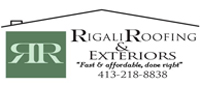 Website for Rigali Roofing and Exteriors LLC