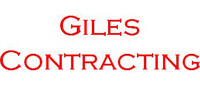 Website for Giles Contracting
