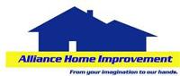 Website for Alliance Home Improvement, Inc.