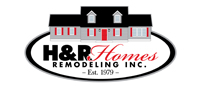 Website for H & R Homes Remodeling, Inc.