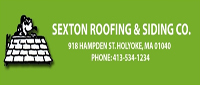 Website for Sexton Roofing & Siding  Company