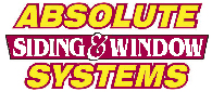 Website for Absolute Siding & Window Systems