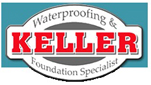 Website for Keller Waterproofing & Foundations