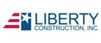 Website for Liberty Construction, Inc.