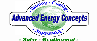 Website for Advanced Energy Concepts, Inc.