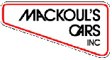 Website for MacKoul's Cars, Inc.