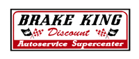 Website for Brake King Automotive