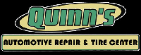 Website for Quinn's Automotive