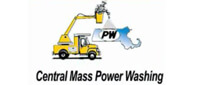 Website for Central Mass Power Washing & Restoration, Inc.